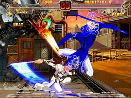 Guilty Gear X ver  1 5 - MAME machine
