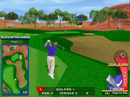 Golden Tee Fore! 2005 Extra (v5 01 06) - MAME machine