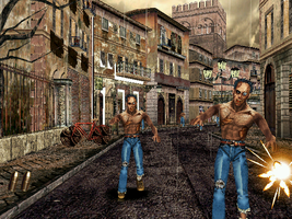 The House Of The Dead 2 Usa Mame Machine
