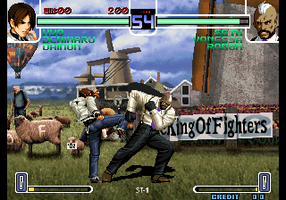 king of fighters 98 mame roms download