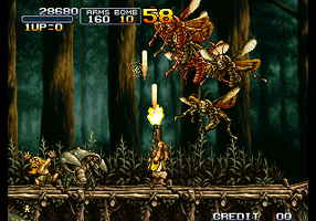 Metal Slug 3 (NGM-2560, earlier) - MAME machine