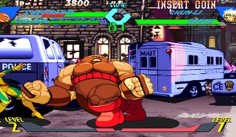 X Men Vs Street Fighter Japan 960909 Mame Machine